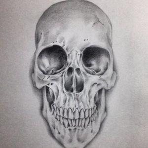 Skull rendering...