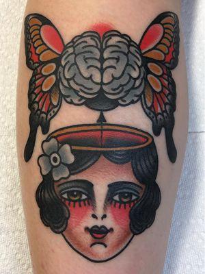 Tattoo by Aaron Francione #AaronFrancione #PhiladelphiaTattooArtsConvention2019 #PhiladelphiaTattooConvention #PhiladelphiaTattooArtsConvention #Philly #tattooconvention