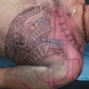 #tatau #patutiki #PolynesianTattoos #tattooartist
