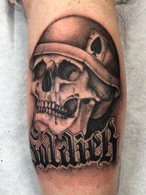 Tattoo by Big Meas #BigMeas #PhiladelphiaTattooArtsConvention2019 #PhiladelphiaTattooConvention #PhiladelphiaTattooArtsConvention #Philly #tattooconvention