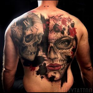 Tattoo by ART FOR SINNERS