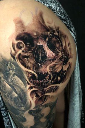 Tattoo from Carl Grace