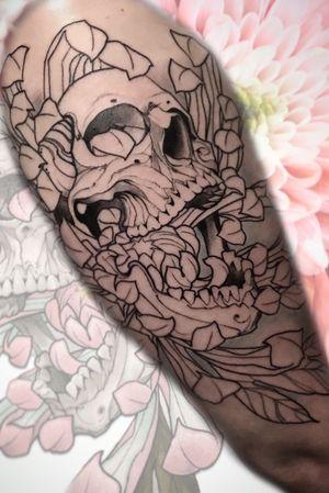 Tattoo by Crimson Peak tattoo