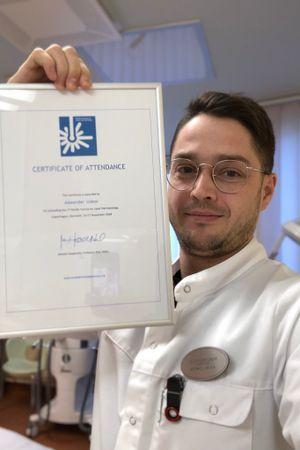Certified Laser Doctor
