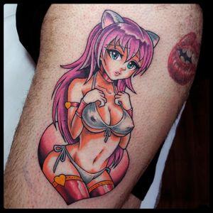 Ecchi tattoo 2017 - #ecchi #hentai #hentaitattoo #sexygirl #mangatattoo #tattoodo #romatattoo #tattooroma