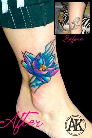 #tattoo #tatoo #tattoos #tatto #tattooed #tattooist #tattoodo #tattooing #tatuagem #tatouage #tattoostyle #tattoolove #tattooer #coverup #coveruptattoo #femaleartist #femaletattooartist #artist #ankiekuis #sweetarttattoo #waalwijk #tribaltrading #tilburg