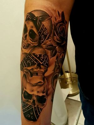 Black and white tattoo Sweden ...