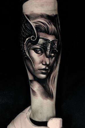Goddess Hel.