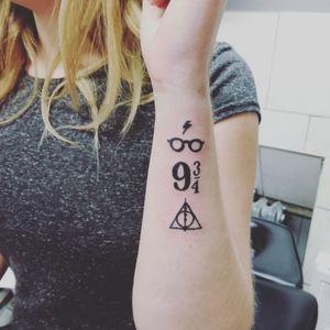 Harry Potter 🤓⚡