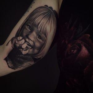 #intenzepride #fkirons #inkeeze #sullen #realistictattoos #portrait #portraittattoo #tattoodo #tattooartistmagazine #tattoo #tattoos #tattooart #TattooistArtMagazine #thebestspaintattooartists #thebesttattooartists