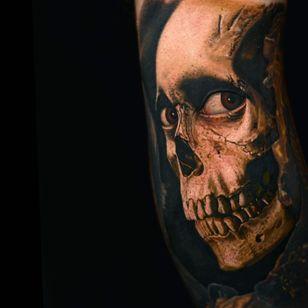 Tattoo by Nikko Hurtado #NikkoHurtado #MusinkFest #Musink #musicfestival #tattooconvention #TravisBarker