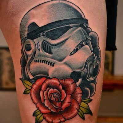 We would like to welcome our new team member- @joshuamikkelson, he will be in studio from the 7th March🙌🏼 Contact us at info@luckyironstattoo.com or call +45 33 33 72 26. Walk Ins welcome everyday #tattoo #tattoos #starwars #stormtrooper #neotrad #neotradtional #colortattoo #luckyironstattoo #ztattoo