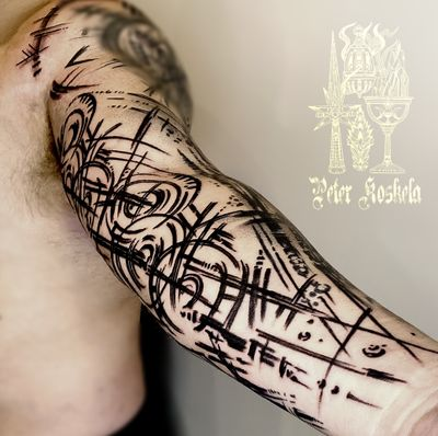 Rune Scape creation by me.. #nordic #NordicTattoo #viking #Runes