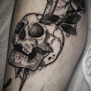 Tattoo by Liz Campos #LizCampos #MusinkFest #Musink #musicfestival #tattooconvention #TravisBarker