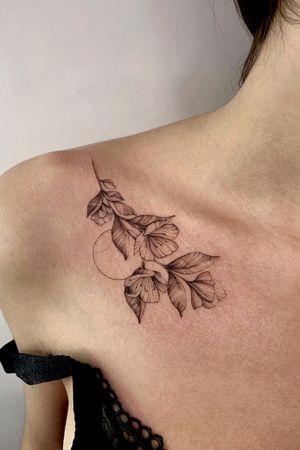 Freehand / bishoprotary / 3rl 0.25 #tattoo #tattoos #ink #blackworktattoo #blackwork #theartoftattoos #darkartists #flowertattoo #tattooartist #blkttt #lovettt #inktattoo #tttism #tattoomoscow #blxckink #taot #tattoospb #tattoodo #blacktattoo #btattooing #theblackmasters #blacktattoomag #spb #saintpetersburg #tattooer #piter #petersburg #питер #санктпетербург