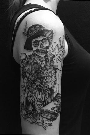 Vodoo people magic people #vodoo #magic #skull