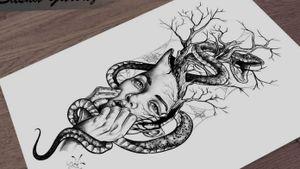 Available sketch  #Tooth_ink #toothinktattoo #dotworktattoo #dotwork #3Rl #graphictattoo #graphic #art #tattoo #tattooink #tattooart #blackandwhite #blackandgrey #tattooist #tattooartist #tattooworkers #tattooed #tattoomodel #tattoogdansk #gdansk #polandtattoos #Poland #Iceland #norway