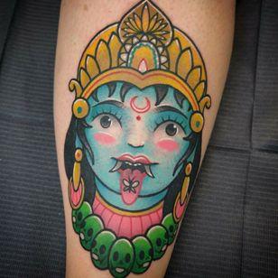 Tattoo by Bink