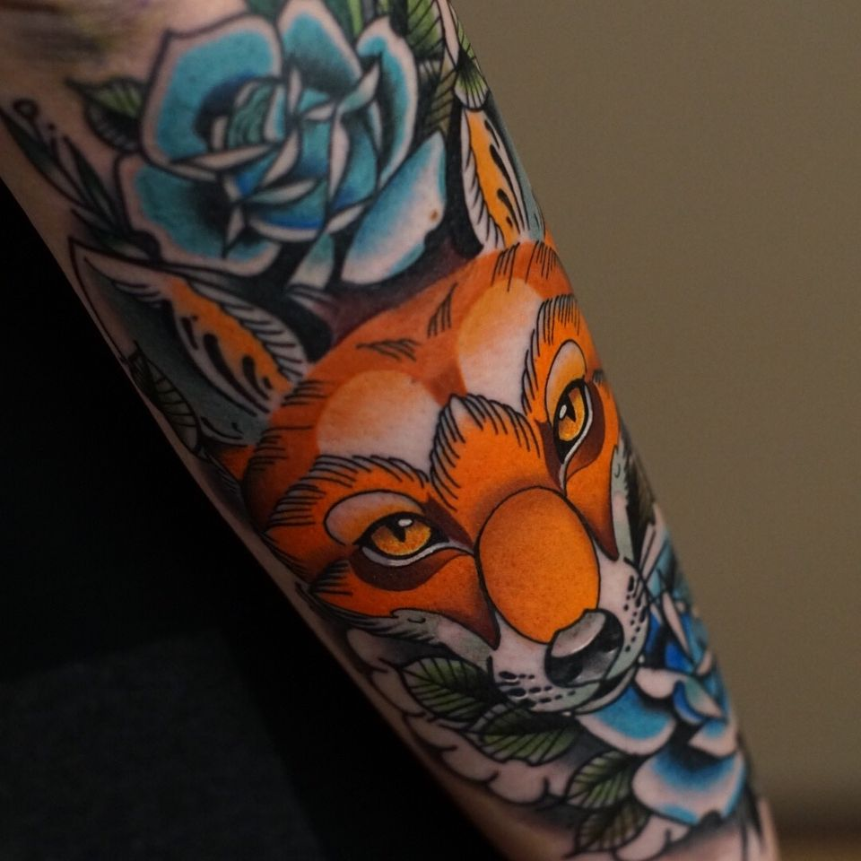 Tattoo by Zsombi Nagy #ZsombiNagy