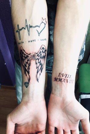 angel#wings#tattooart