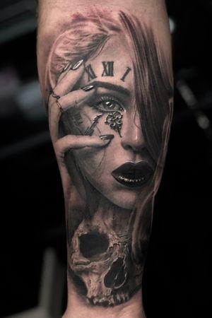Tattoo by Inkfinity Tattoos