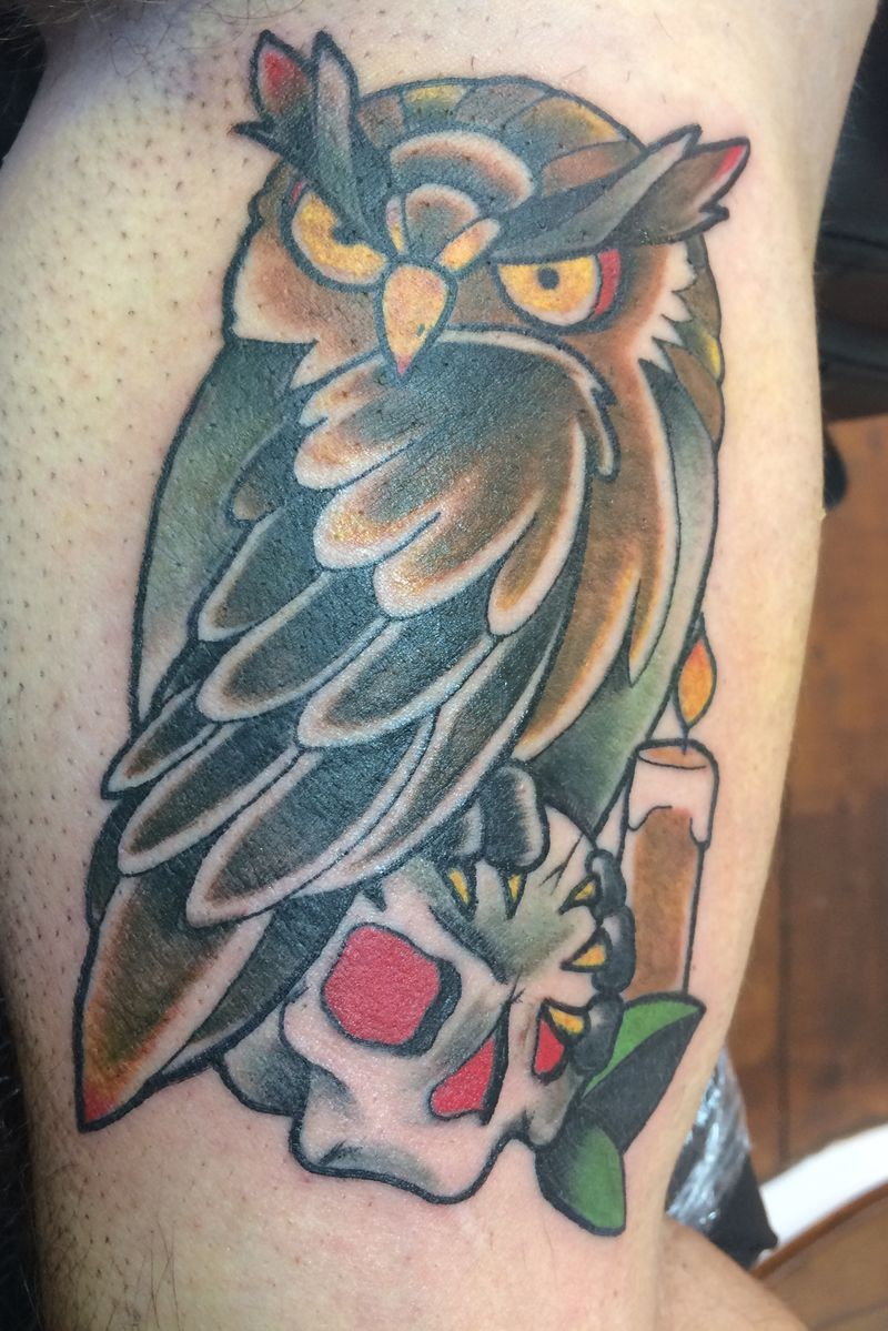 Tattoo from Xenia Aarts