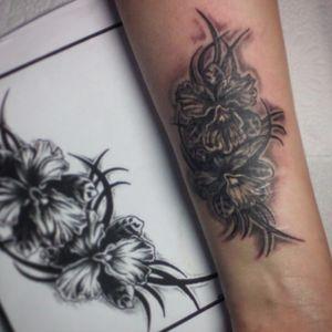 #tattoo #tattooed #tattootashkent #tribaltattoo #tat2