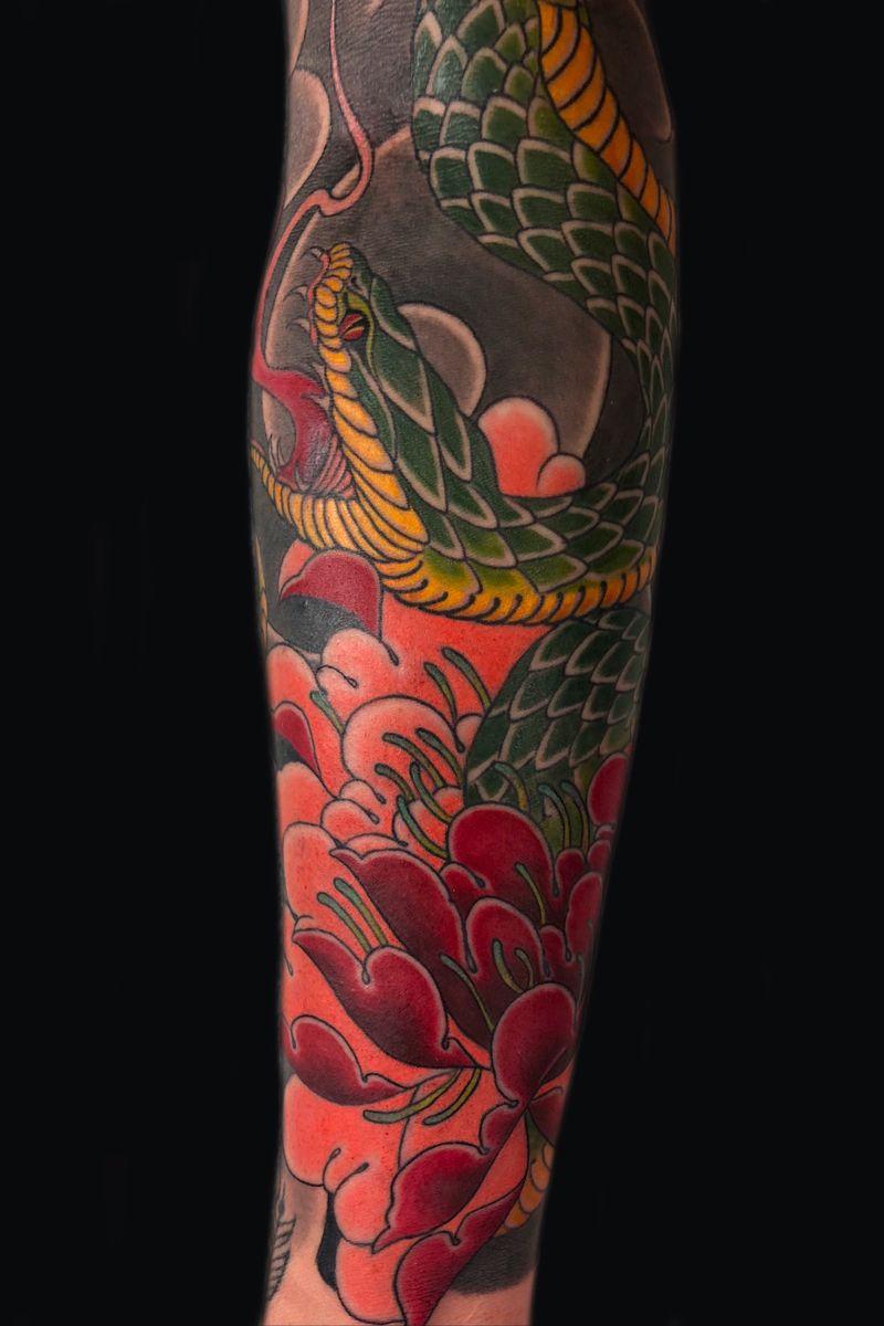 Tattoo from Pete Vaca