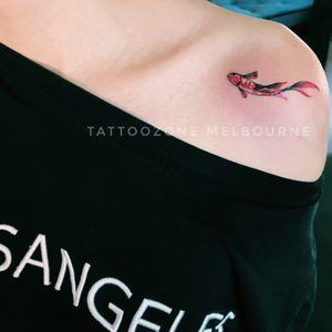 #tattooartist #melbournetattoo