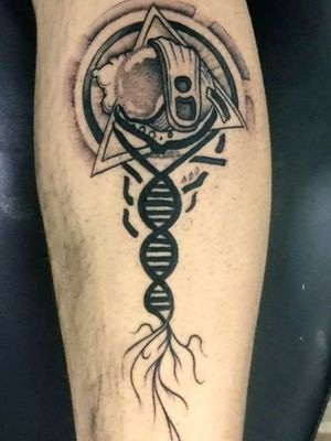 Custom science themed tattoo. . . . . . #tattoo #ink #tattoos #art #inked #love #tattooed #instagood #like #tattooartist #tattooart #artist #fitness #follow #photography #fashion #me #photooftheday #drawing #gym #model #selfie #instagram #picoftheday #style #tattoolife #blackwork #girl #black #bhfyp