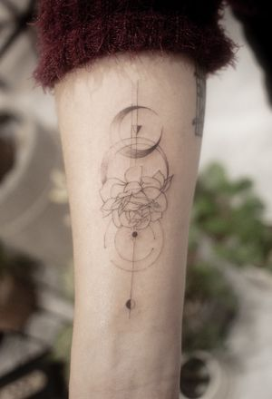 Jayeon Tattoo Tattooing Nature  Open booking Hongdae, kR Insta@tattooing_nature
