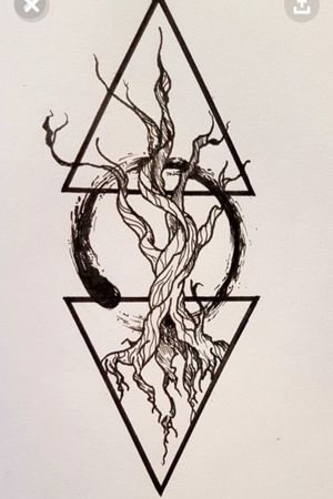 #enso#zen#tree#nature#peace