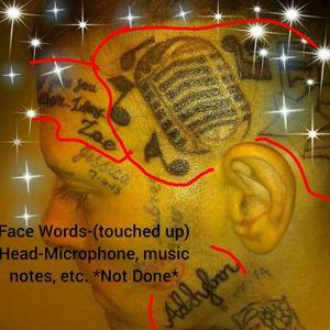 Head tats