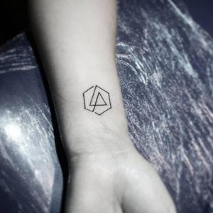 #тату #linkinpark #trigram #tattoo #inkedsense #tattooist #кольщик