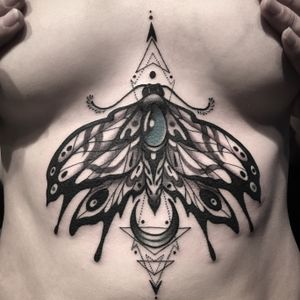 #moth #sacredgeometry