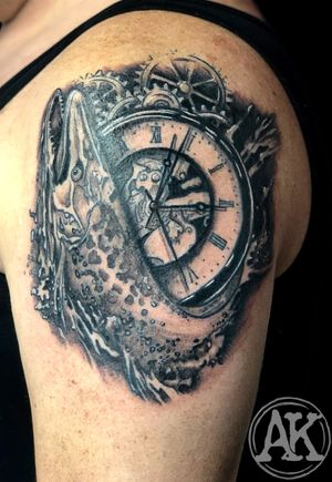 #tattoo #tatoo #tattoos #tatto #tattooist #tattooed #tattooer #tattooing #tatuagem #tatoos #tatouage #tattoodo #tattoolove #tatuaggio #blackandgrey #blackandgreytattoo #daughters #daughterlove #femaleartist #femaletattooartists #artist #ankiekuis #sweetarttattoo #waalwijk #tribaltrading #tilburg