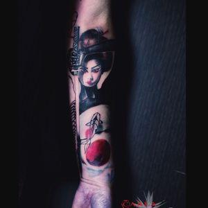Geisha, my style