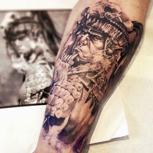 Tattoo from Sergy Blackhat
