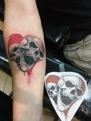 Tattoo by Crazy Dayz  Tattoo