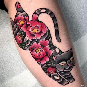 Tattoo by Iris Lys #IrisLys  #InternationalWomensDay #WomensHistoryMonth #femaleartists #femaletattooist #femaletattooartist #empower #support #solidarity #love