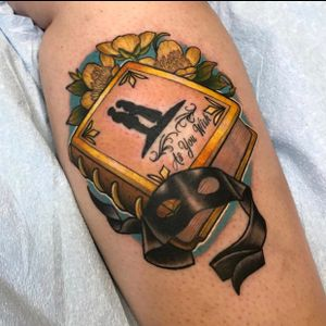 Princess bride tattoo