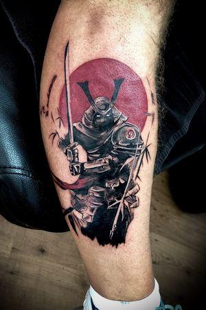 Tattoo by Black Hand Tattoo Parlor