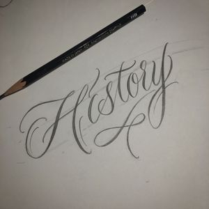 History #crystal #🇰🇷 #History #blacklettering #script #blackletters #calligraphy #customlettering #edgy #letteringtattoo #customtattoo #inked #hiphop #scripttattoo #lyrics #lettering #letras #dailysketch #freehandtattoo #handdrawing #calligraphytattoo #calligrafy