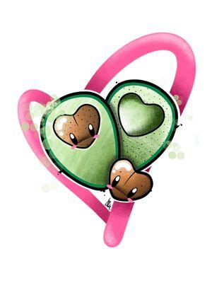 Avocado love 🥑 #Avocado