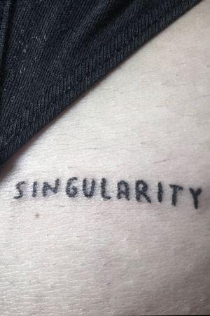 """Singularity""   Cadera"
