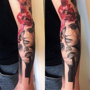#wip #ttism #ttt #tattoodesign #tattooidea #lineworktattoo #tattooage #tattooflash #black #iblackwork #blxckink #blackfriday #tattoodesign #blackndark #londonart #blacktattoomag #txttoo #darkartists #bodyartmag #femaletattooartist #ttblackink #blackworkerssubmission #elements #uktta #freestyle #radtattoos #abstracttattoo #abstractart #abstractartist #watercolor @theartoftattooing @uktta @tattooistartmag @theartoftattoos @tattoo.hub @tattoodo @watercolourtattoos @colorful.tattoos @londontattooguide @tattoosnob @inklabs @flash_addicted