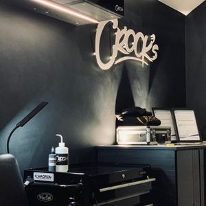 Crook's Tattoo Studio - Bristol, UK