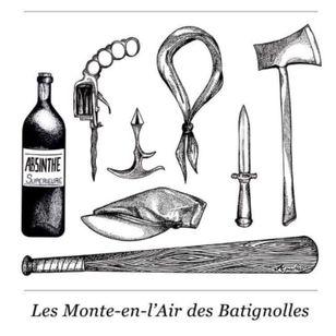 #paris #gangster #blackandgrey #blackandgreytattoo #blackandwhitetattoo #blackAndWhite #knife #weapon #gun #alcohol