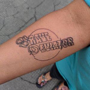 #bravedeviator #linework #vienna #wien #tattoowien #avantgardetattoo #contemporarytattoos