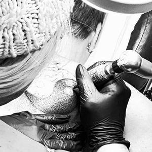 #work #love #passion #germantattooer #mone1971# #pro #follow #followforfollower #blackandgrey#instatattoo #instgood #artist#instatattoo #tattoodo #top